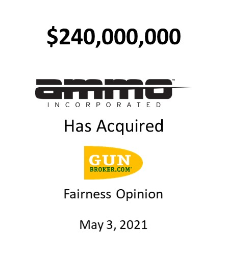 AMMO, Inc.