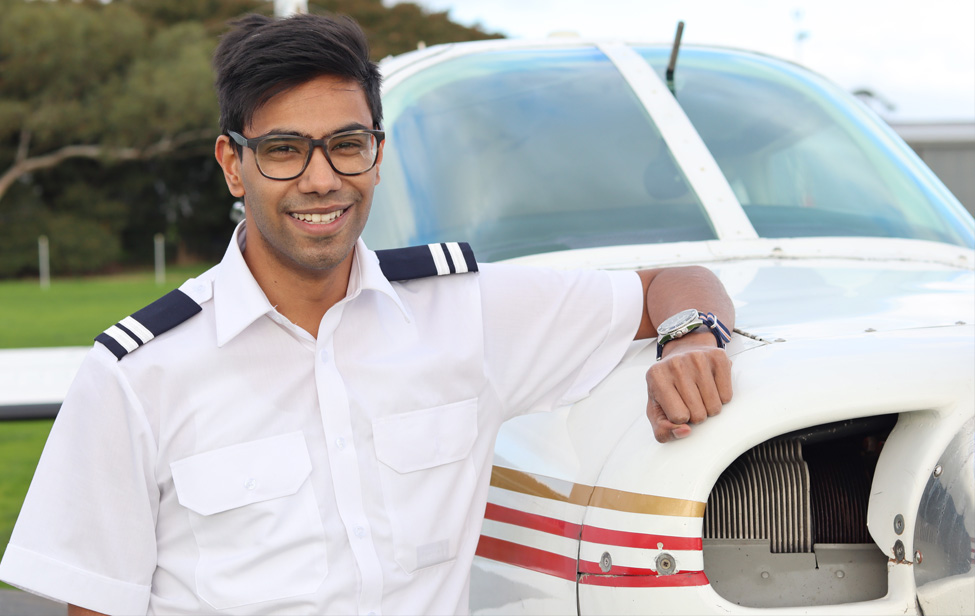 Yarra Valley Aviation - Commercial Pilots Licence