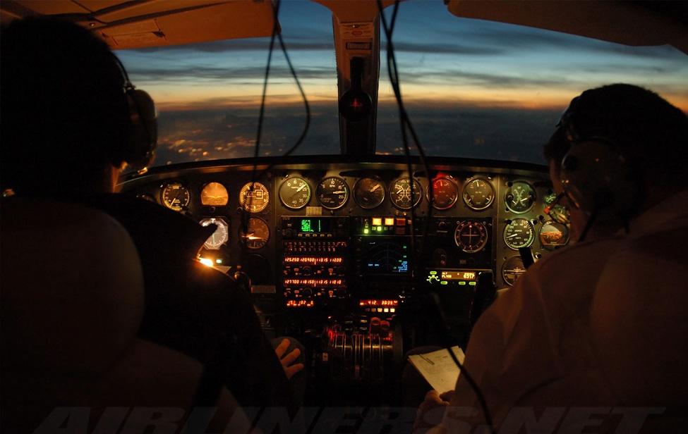 Yarra Valley Aviation - Flying at Night