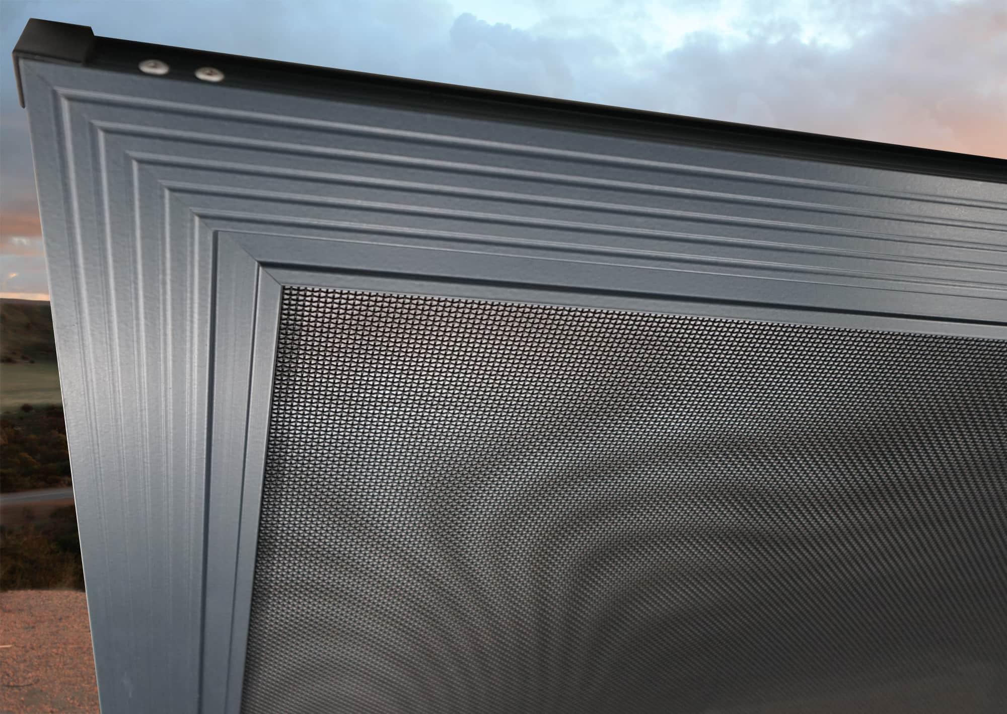 Security screens and doors in Geraldton | S & J Glass
