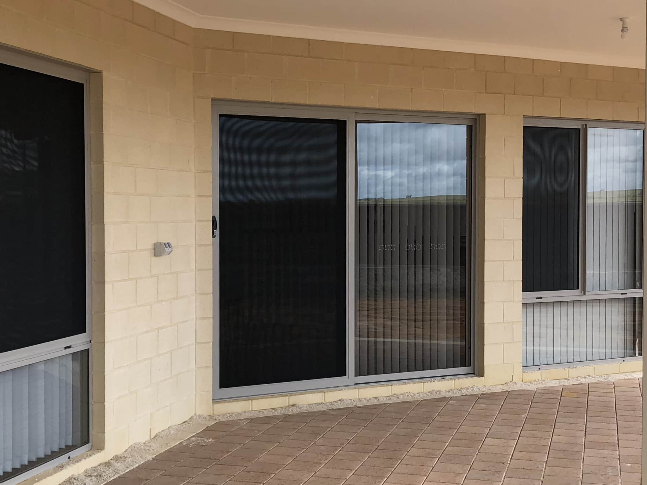 stainless mesh security screens and door geraldton home