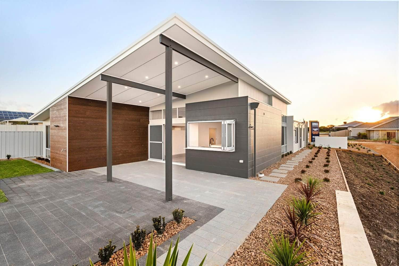 Exterior of 2018 Geraldton Telethon home