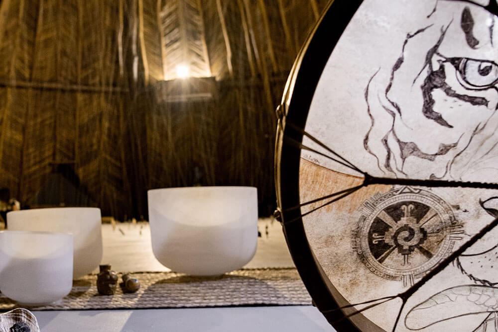 Sound Meditation and Aromatherapy Ritual