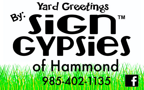 Sign Gypsies of Hammond