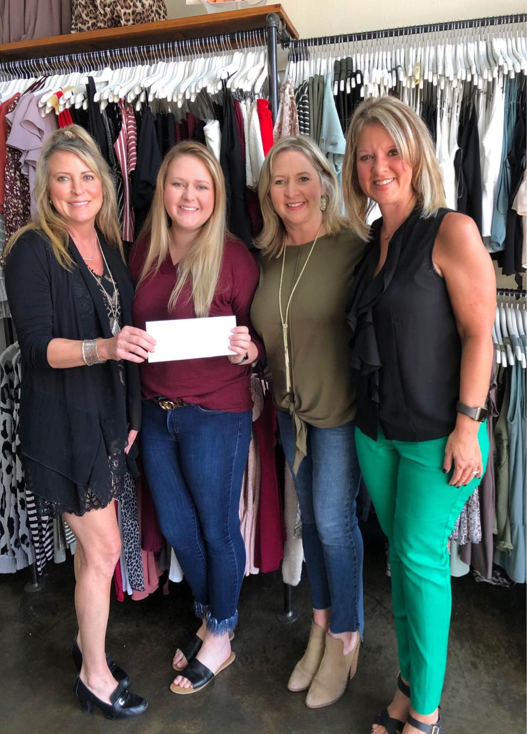 Obsession Boutique gives back.