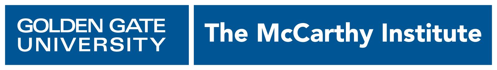The McCarthy Institute