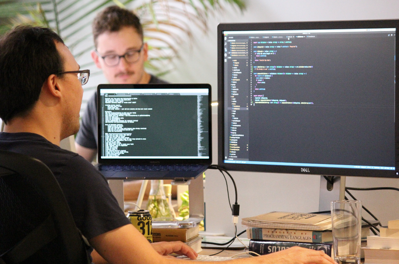 product developer coding