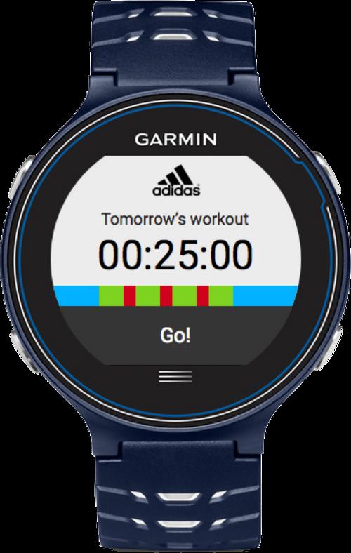 Adidas watch app