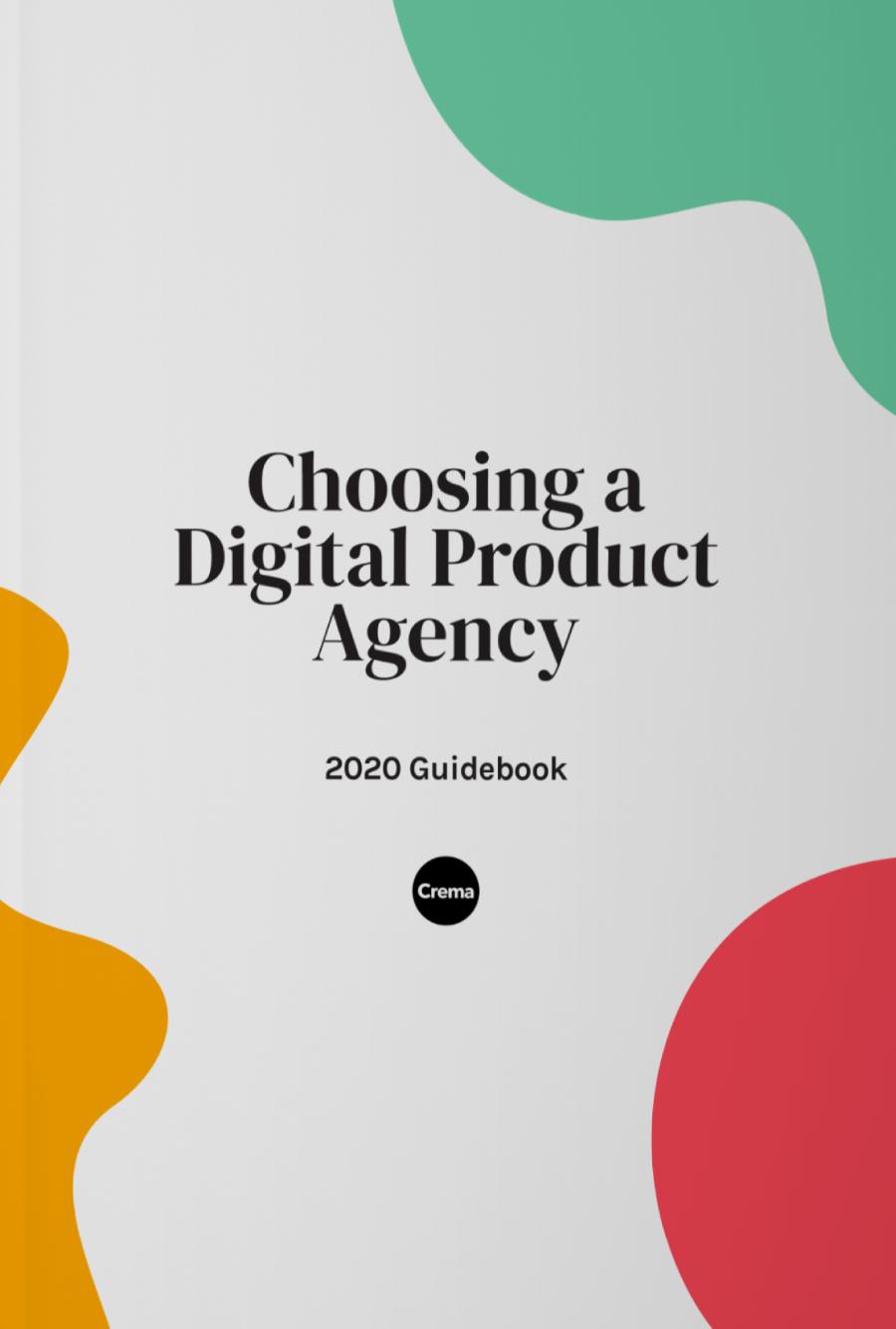 Choosing a Digital Product Agency - ebook image