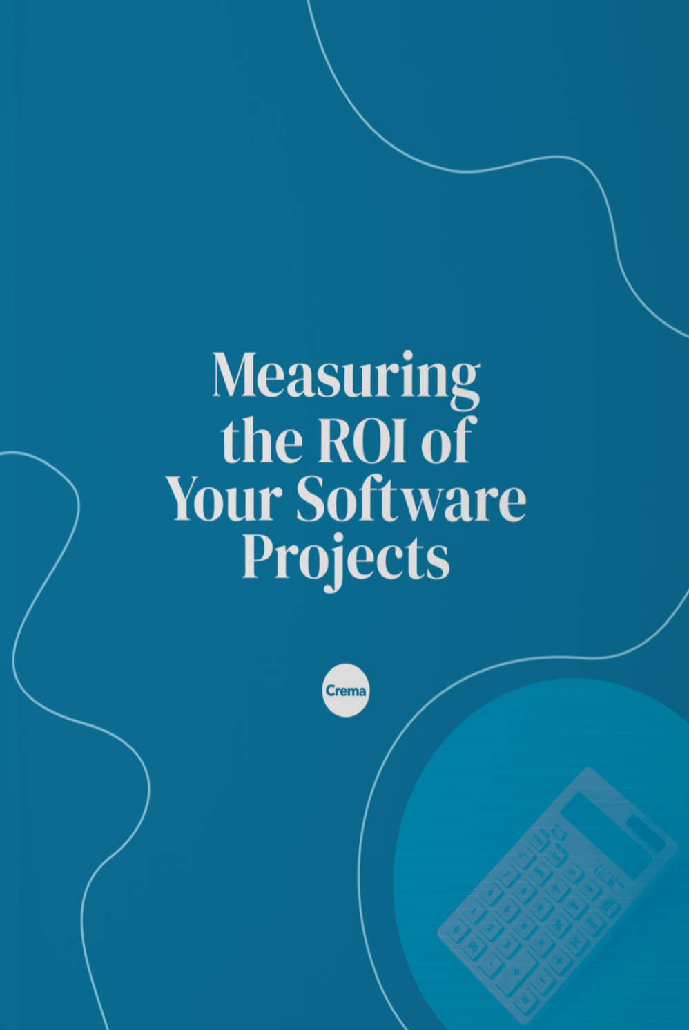 measuring the ROI of your software projects - ebook image