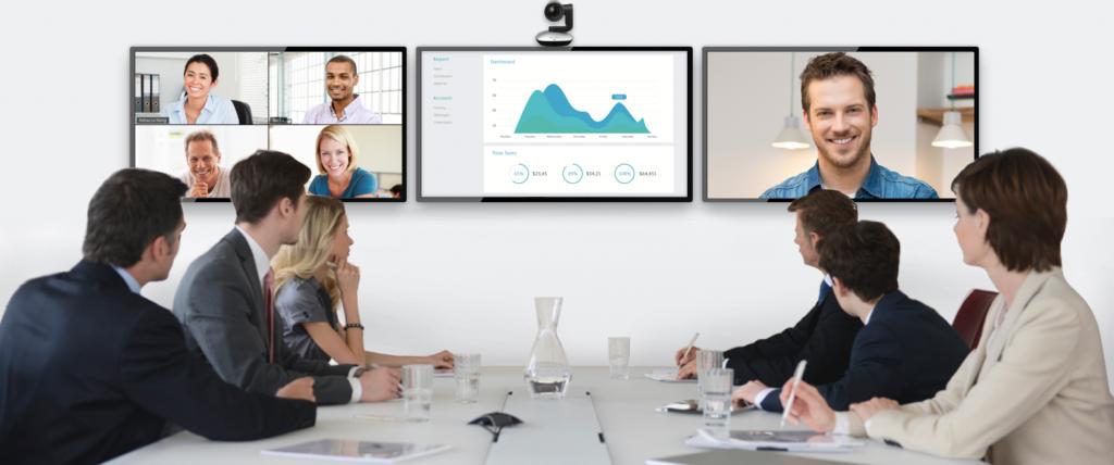Using Zoom for meetings