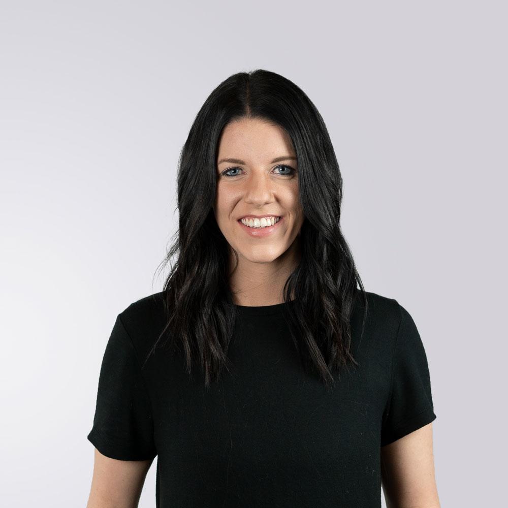 Aubrey Smiling