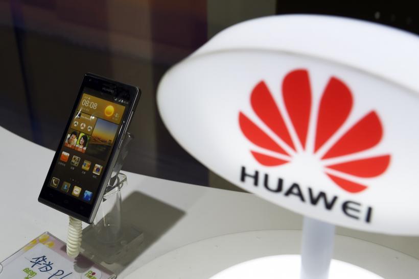 Phone created by Huawei