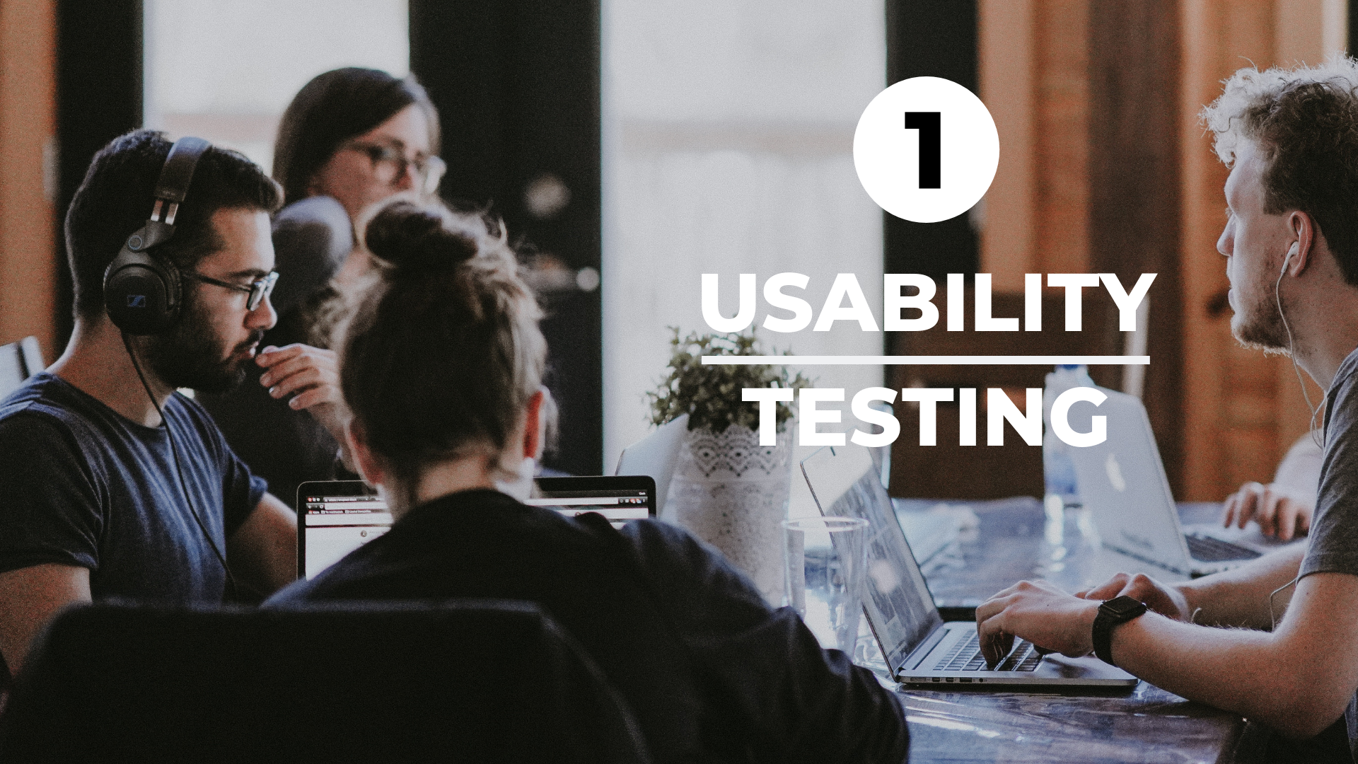 Usability and Testing