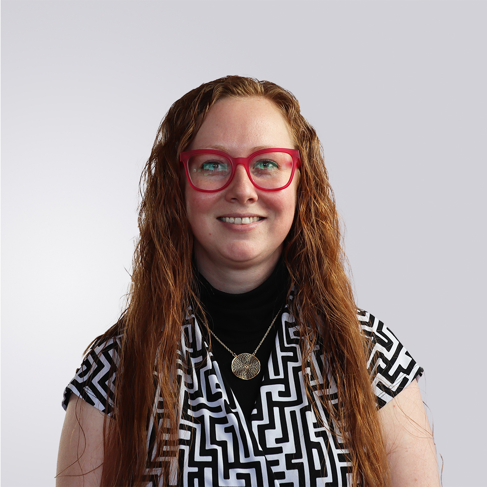 Karen Smiling