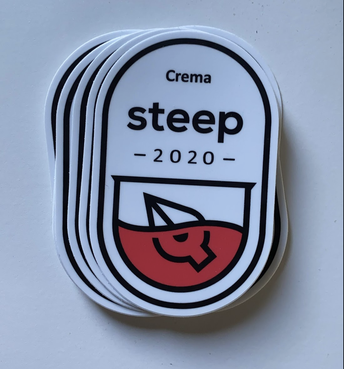 Steep 2020 design logo