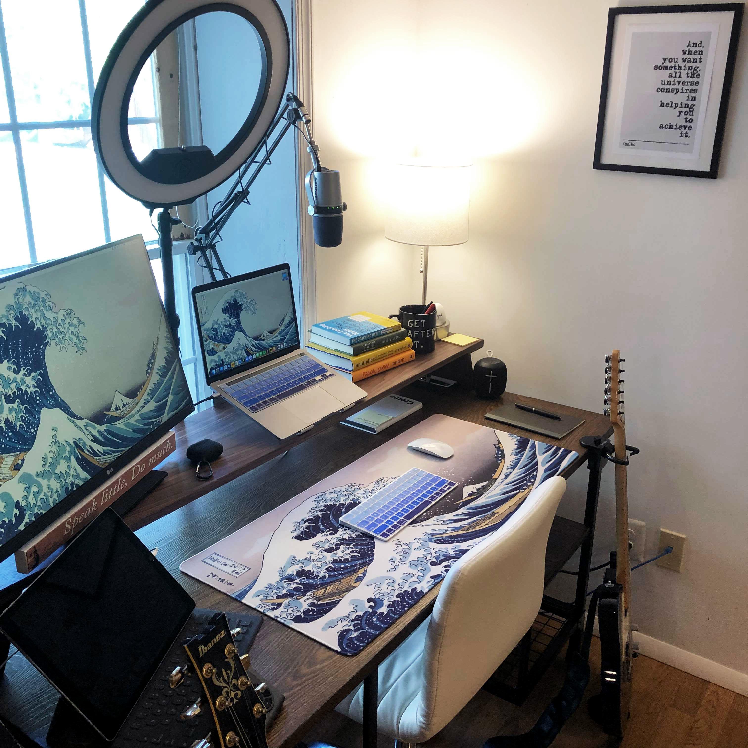 Brandon's Desk