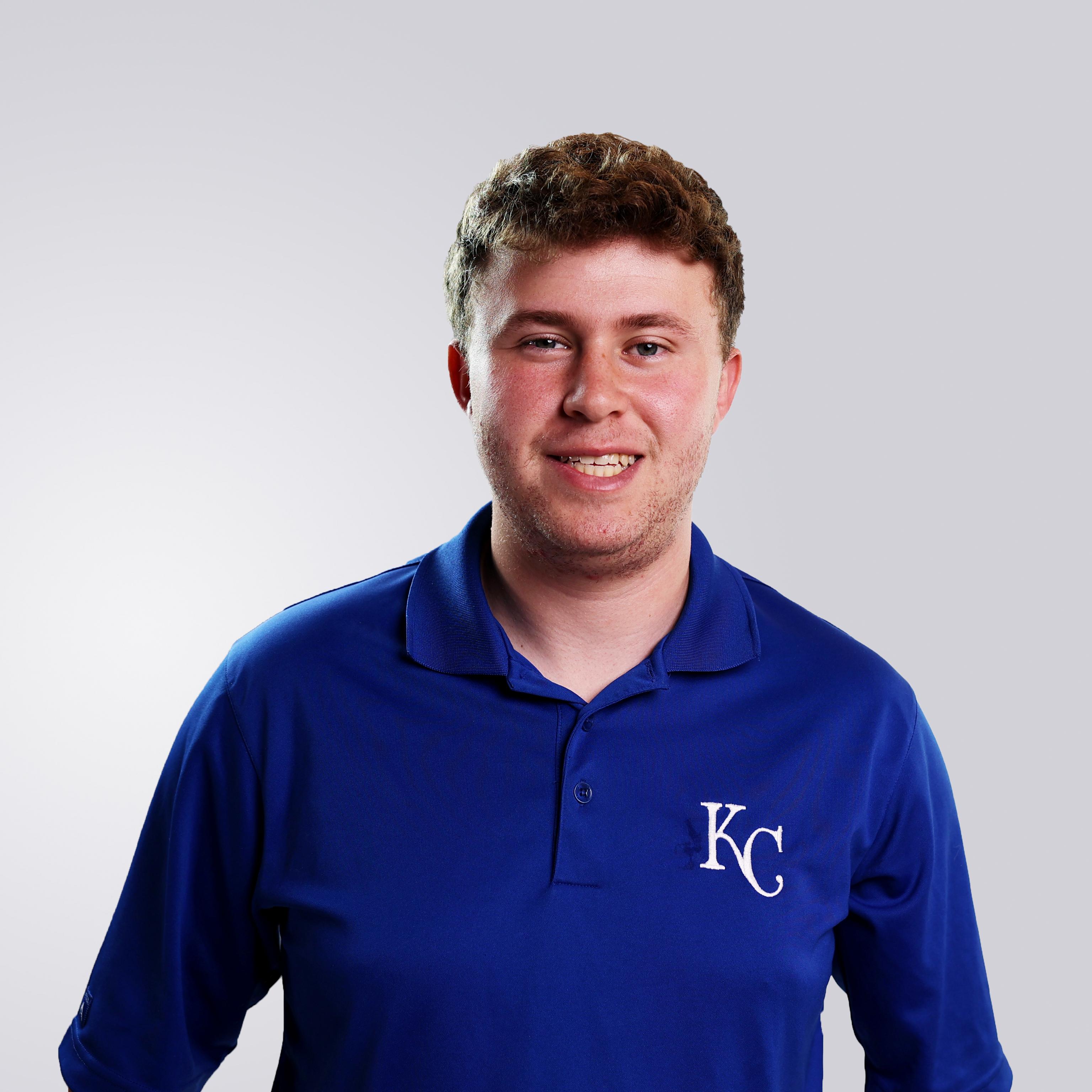 Aaron Smiling