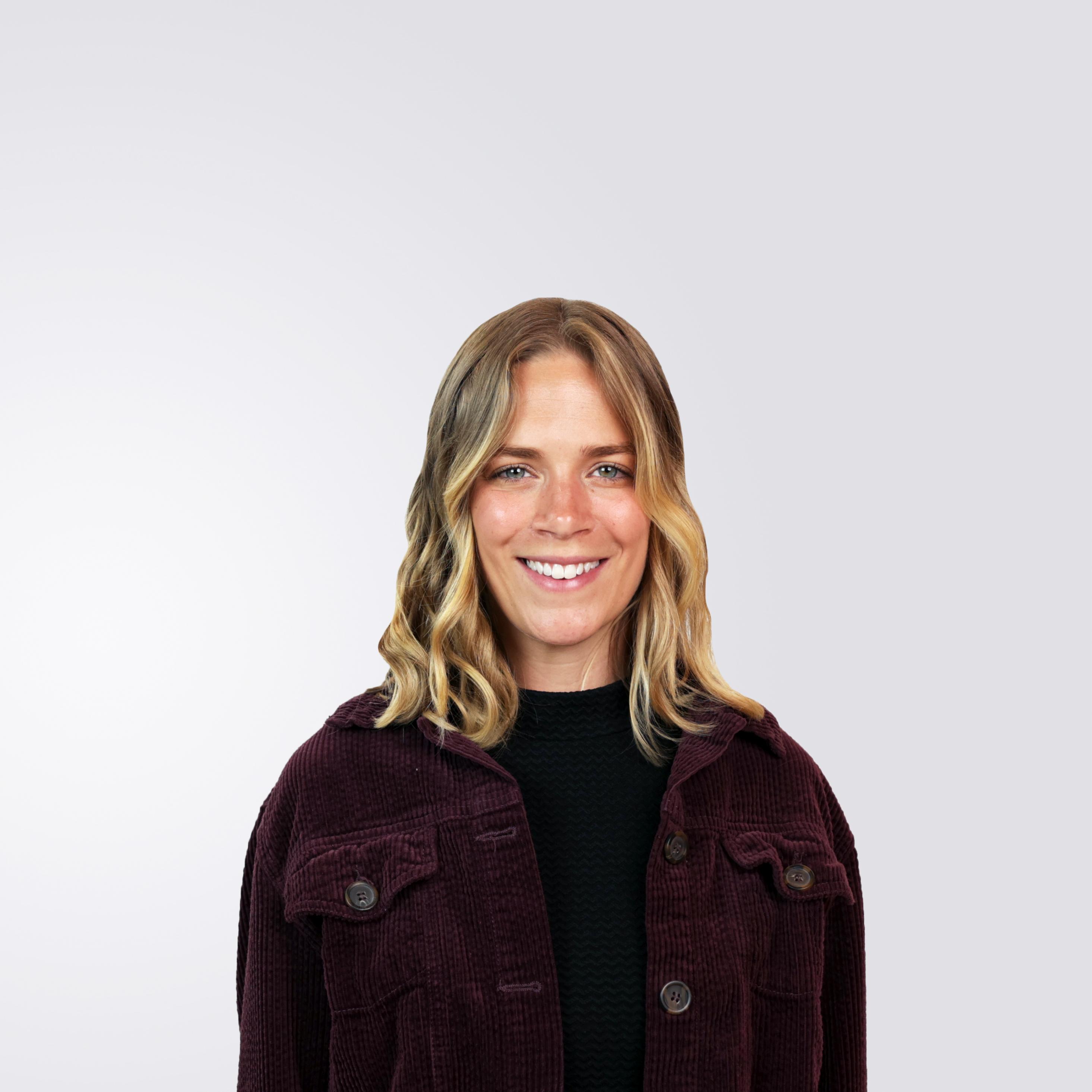Julie Smiling