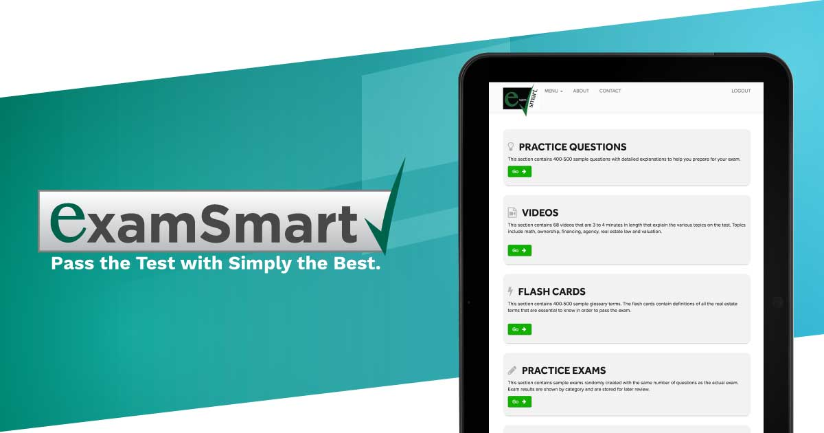 ExamSmart | The best way to practice online for your real