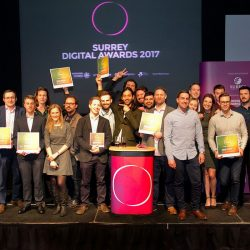 All the winners for Surrey Digital Awards 2017