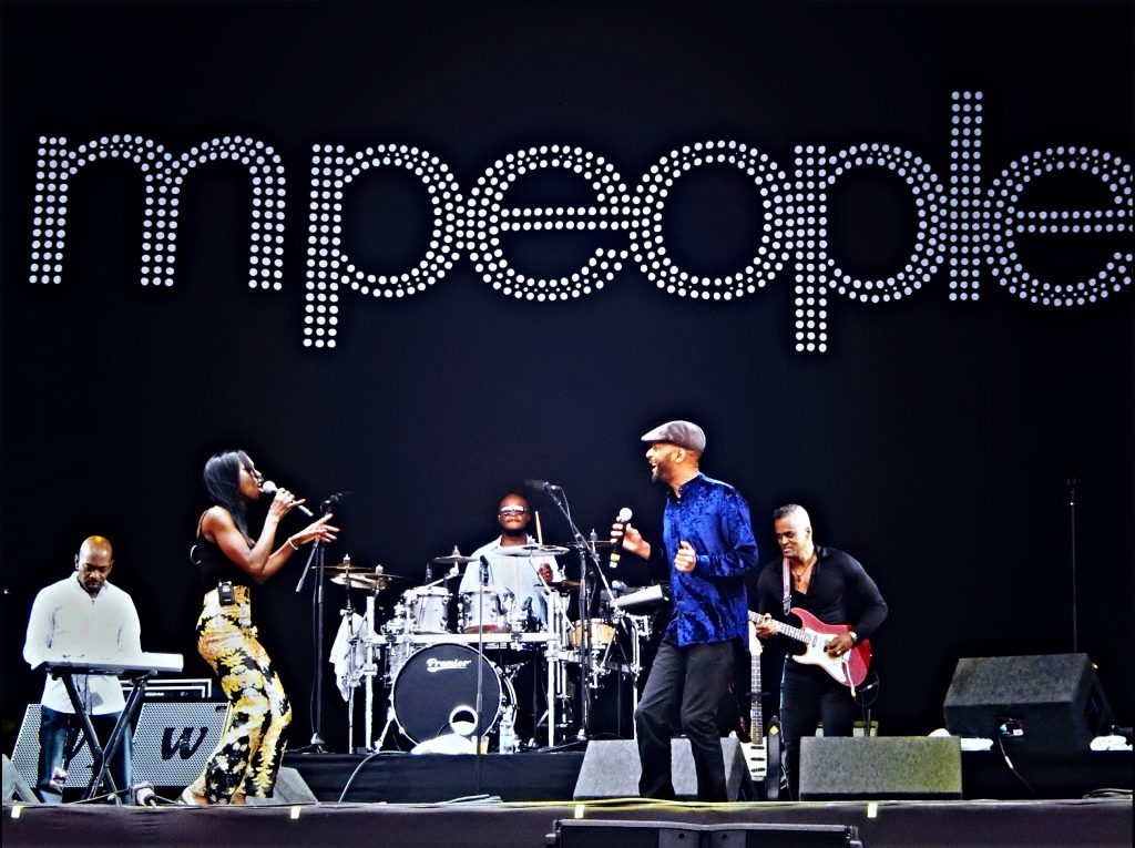 M People in concert