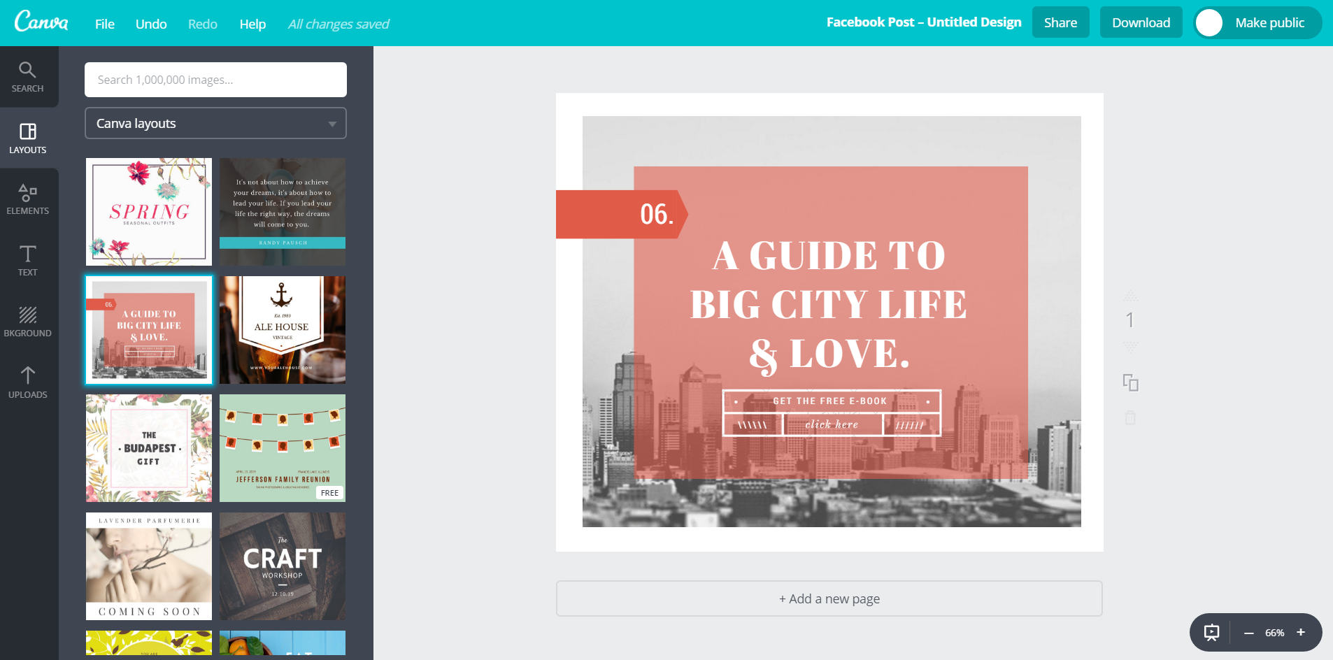 Canva Example