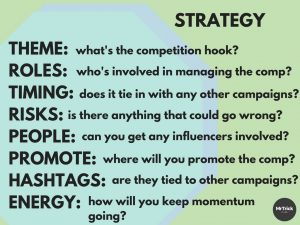 Strategy examples