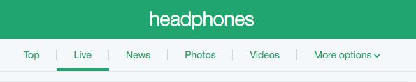 Twitter Keyword Search