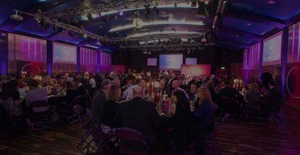 Surrey Digital Awards ceremony