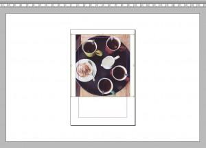 Instagram Polaroid Wall Design prototype