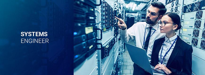 System Engineer Job Description, Qualification, Certification