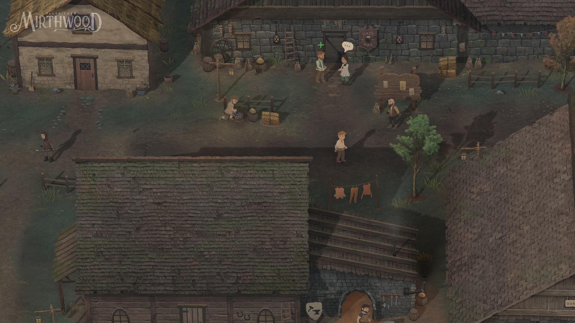 Mirthwood Town Screenshot