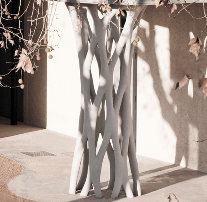 Concrete 3D Printed Structural Elements