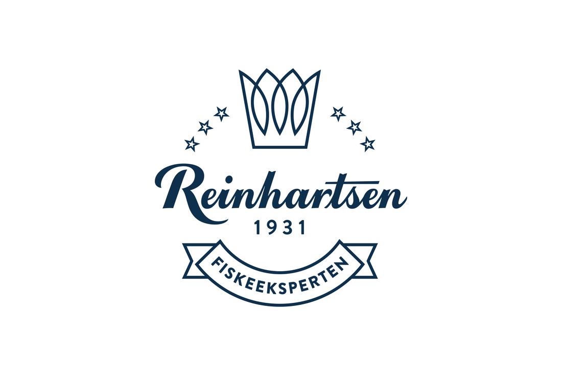 Ny logo Reinhartsen av Kommunikasjonshuset Fundament