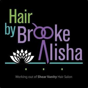 Hair by Brooke Alisha Logo