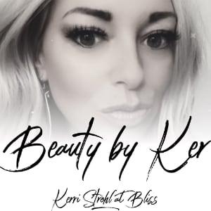 Beauty by Ker logo