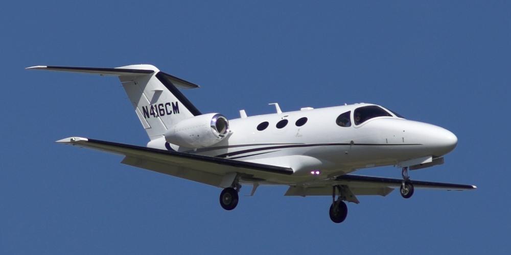 Malá proudová letadla