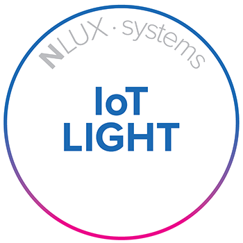 NLUX Systems, Smart Lighting IOT Light