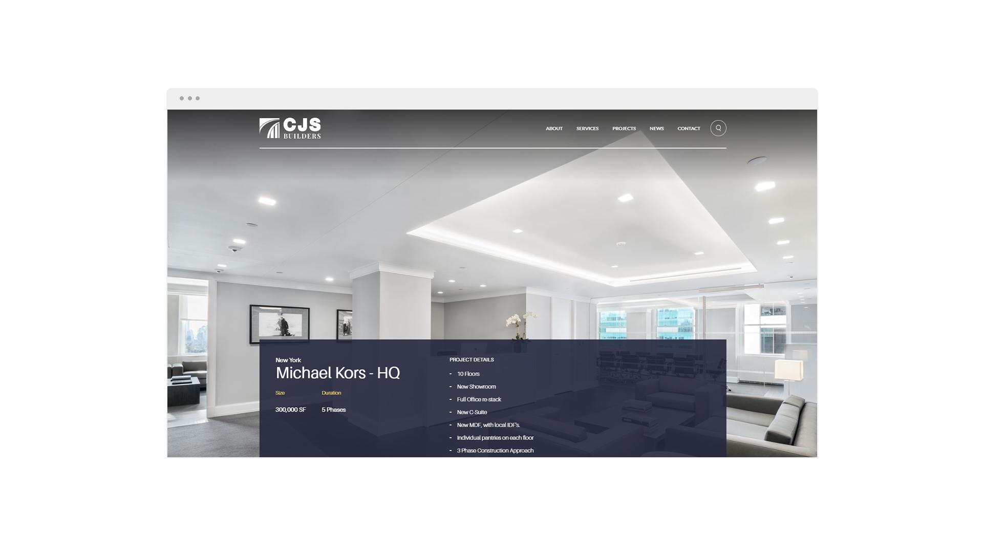 CJS Builders