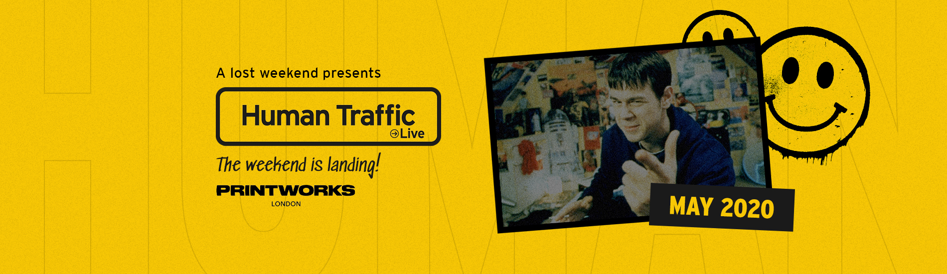 Human Traffic - Live