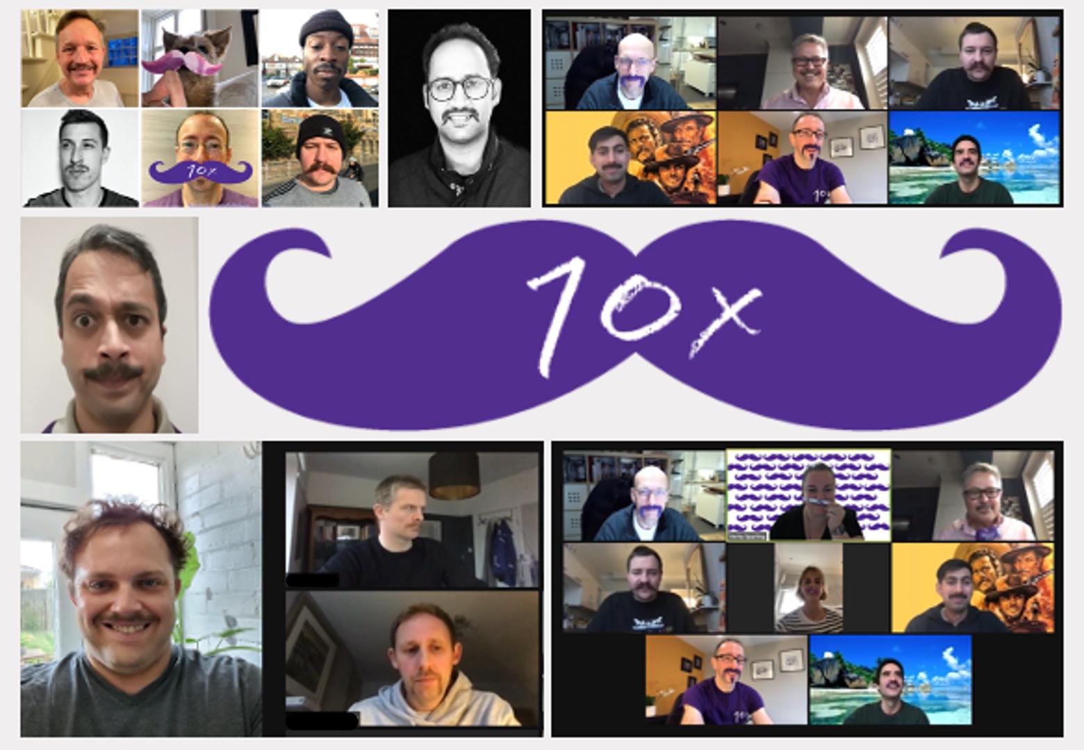 10x Movember 2020