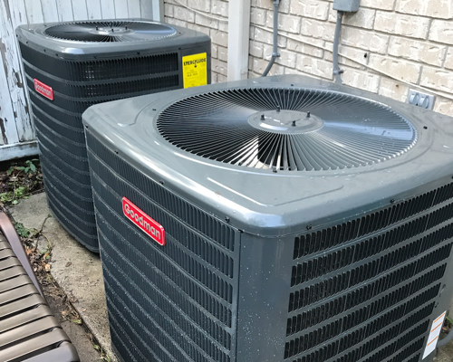 hvac equipment installed by airtegrity in san antonio