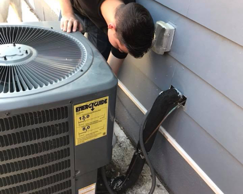 air conditioning replacement in san antonio