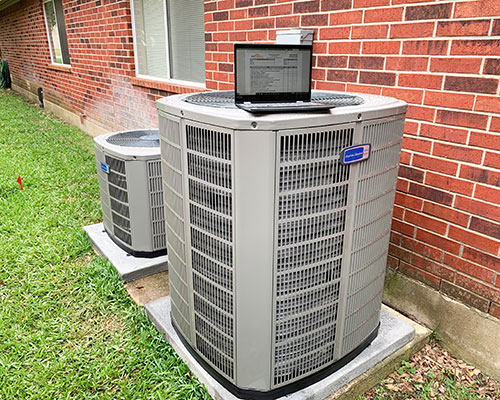 new condenser unit in san antonio