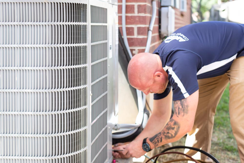 hvac installation in san antonio