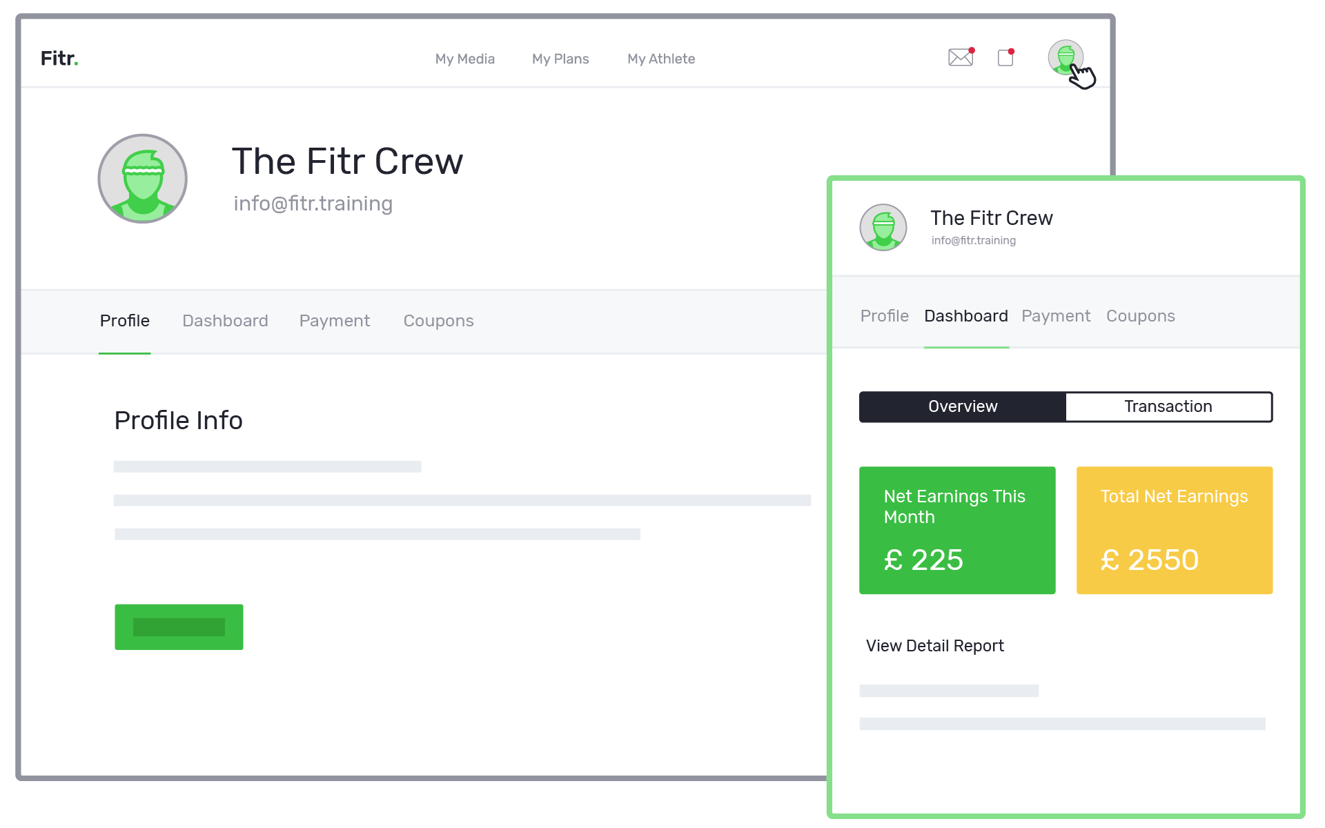 Growing your PT business with Fitr - the online fitness training platform