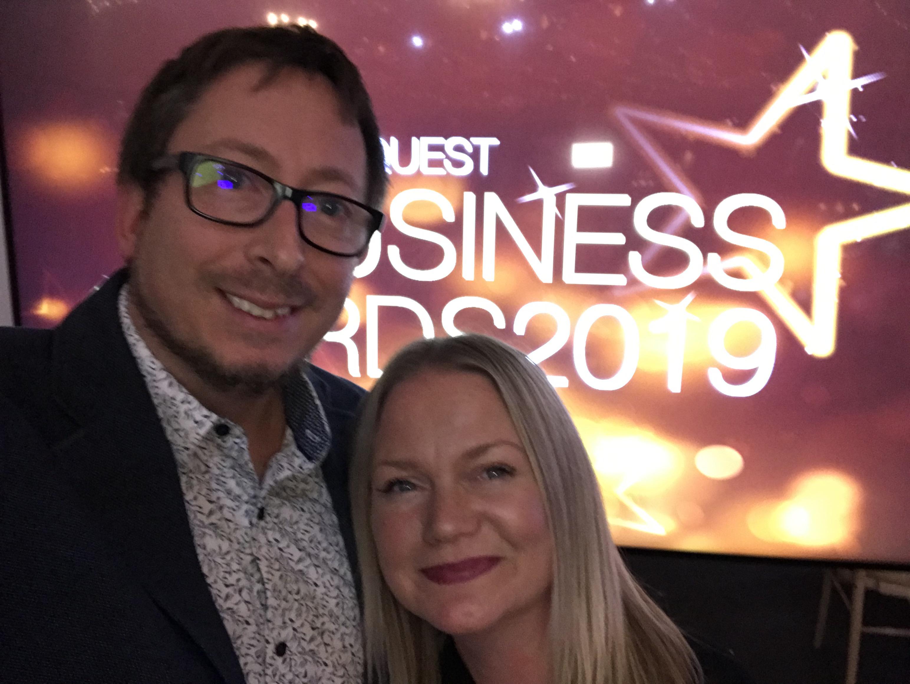 Ben Stanbury Prosper Award winners