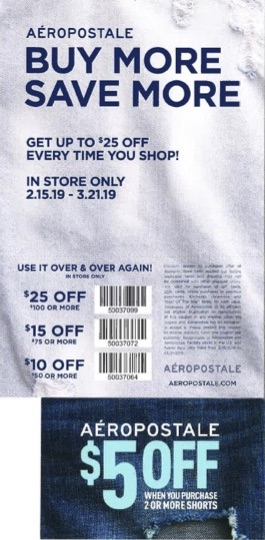 blue buy more save more advertisement