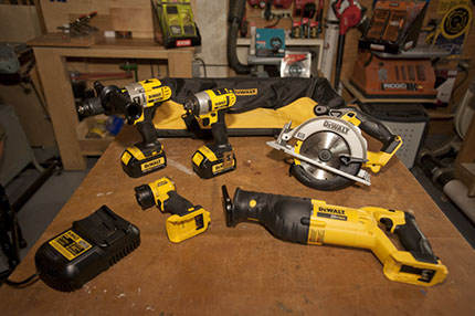 Some of our used power tools in Provo, UT